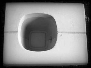 Forma gipsowa – Kubek kwadratowy DUŻY / TOWAR NA ZAMÓWIENIE