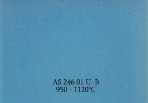 Farba Naszkliwna ASKeramik 246 01 / niebieski jasny / 50g /