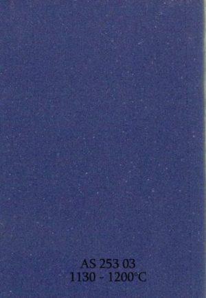 ASKeramik 253 03 / niebieski / 1130 – 1200°C / proszek / 1kg