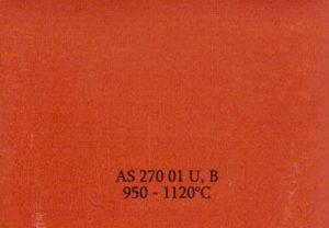 Farba Naszkliwna ASKeramik 270 01 / czerwony / 50g