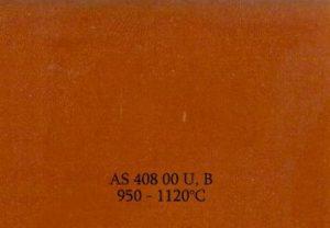 Farba Naszkliwna ASKeramik 408 00 / brązowy / 50g