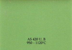 Farba Naszkliwna ASKeramik 420 01 / zielony jasny / 50g