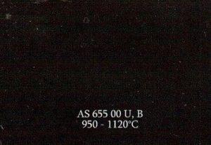 Farba Naszkliwna ASKeramik 655 00 / czarny / 50g