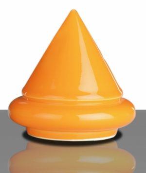 Carl Jaeger A0430 / pomarańcza / 1020-1080°C / proszek/spożywcze