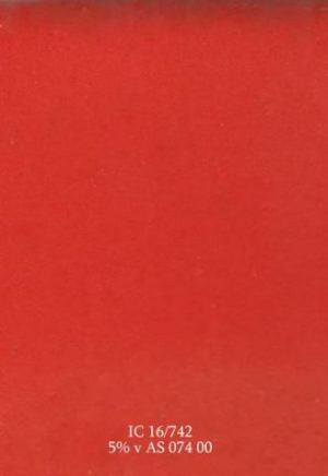 IC 16 742 / pigment / czerwony / 50g