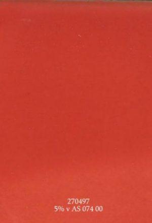 IC 270 497 / pigment / karminowy / 50g