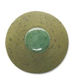 Angoba Terra Color 830/8630/ zielona nakrapiana / 1020 -1200°C / proszek