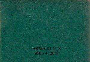 Farba Podszkliwna ASKeramik 955 01 U / 950-1120 / turkus / 50g /