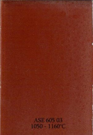 Angoba ASKeramik 605 03 / intensywny czerwony / 1050 -1160°C / proszek