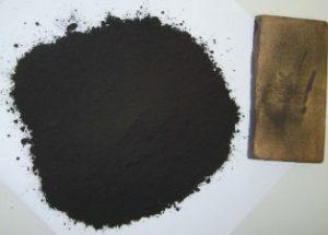 Tlenek Manganu MnO2/ brązowy metaliczny / proszek / 50g