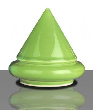 Carl Jaeger A0431 / zielone jabłuszko / 1020-1080°C / proszek