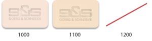 Glina Creaton G&S 24 / biała-świetlista / 1000 – 1150°C / 10kg.