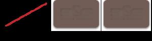 Glina Creaton G&S 376 / brązowo- czarna / 1000- 1240°C / 10 kg
