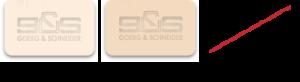 Glina Creaton G&S 245 / biało- beżowa / 1000-1150°C / 10 kg.