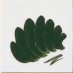 Farba Podszkliwna Terra Color 6161/ 980-1250 / Zieleń chromowa/ 50g.