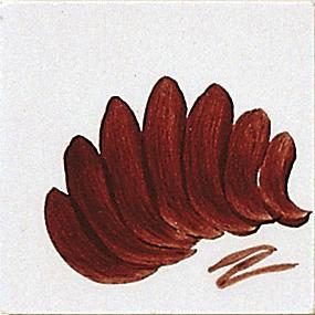 Farba Podszkliwna Terra Color 6174/ 980-1250 / Brąz / 50g.