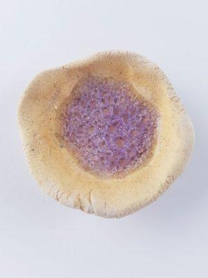 Grys szklany GG14 liliowy 50g.
