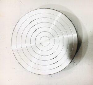 Toczek metalowy Kittec- średnica 30cm.